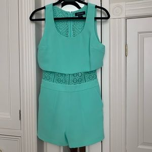 Marciano turquoise romper